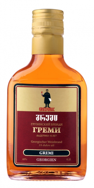 Wine Brandy GREMI, Georgia