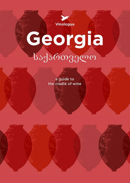 "Buch ""Georgia"" A guide to the cradle of wine (auf Englisch)"